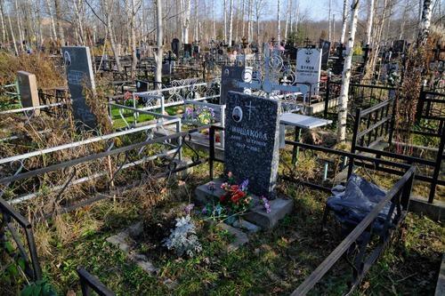 Храм Хованское кладбище