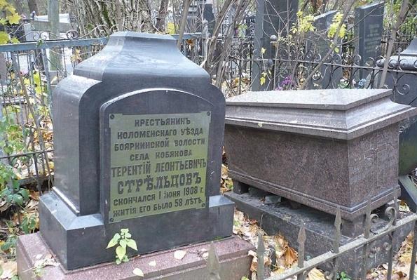 Могила Фролова Могила
