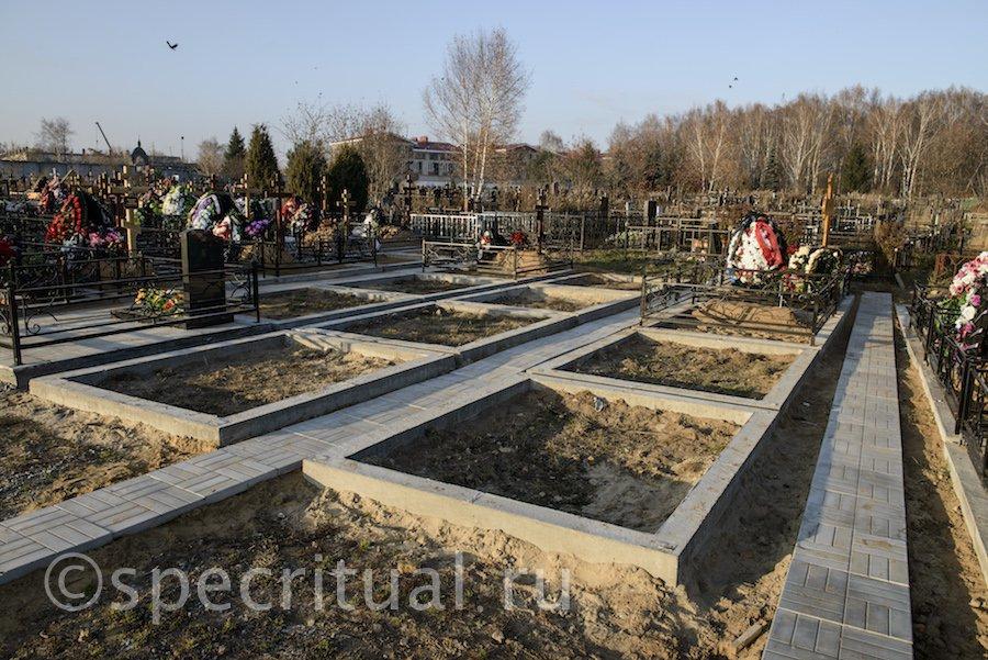 Востряковское кладбище
