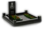 Места на кладбищах