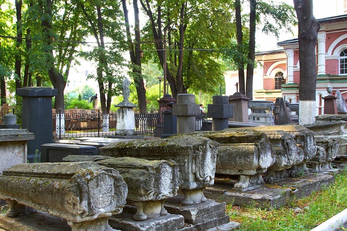 Донское кладбище в москве официальный сайт схема