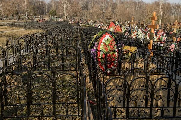 В России могут появиться частные кладбища.